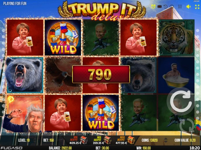 Trump It Deluxe by No Deposit Casino Guide