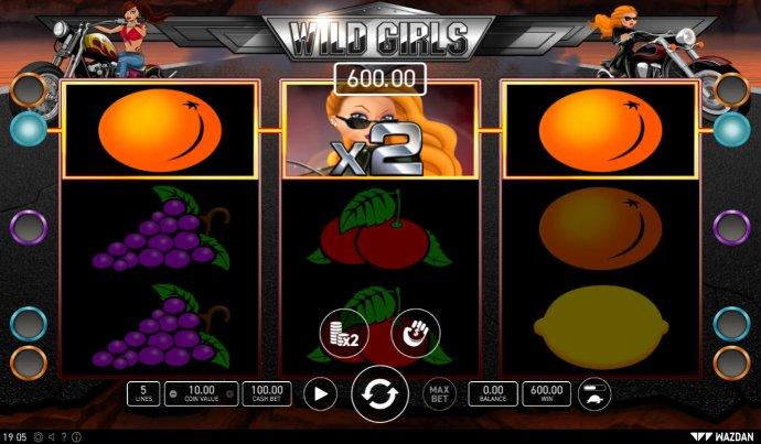 No Deposit Casino Guide image of Wild Girls
