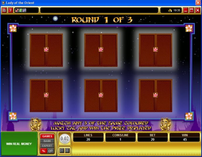 Lady of the Orient by No Deposit Casino Guide