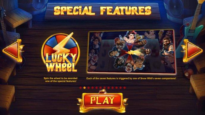 No Deposit Casino Guide - Lucky Wheel