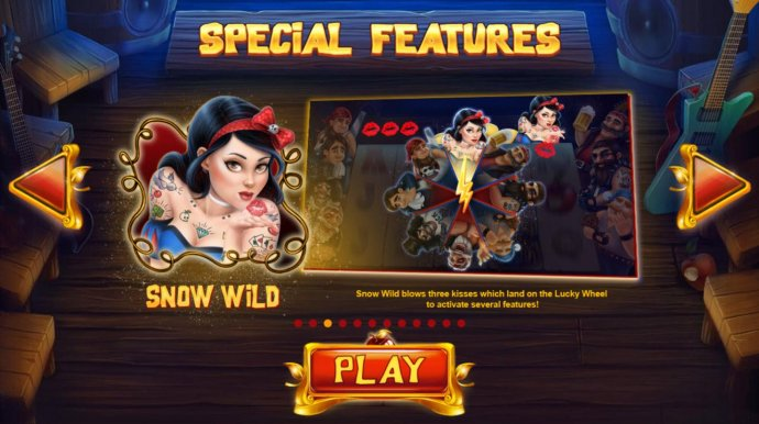 No Deposit Casino Guide image of Snow Wild and the 7 Features