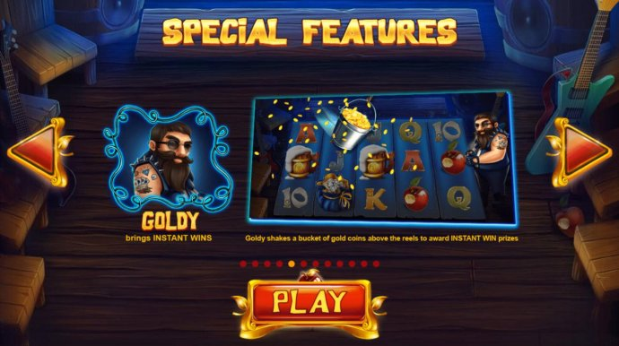 No Deposit Casino Guide - Goldy brings instant wins