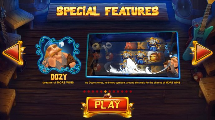 Snow Wild and the 7 Features by No Deposit Casino Guide