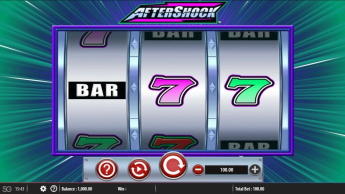 Aftershock screenshot