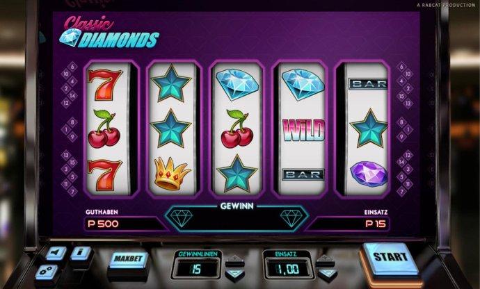 Classic Diamonds by No Deposit Casino Guide