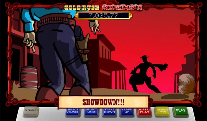 Gold Rush Showdown screenshot