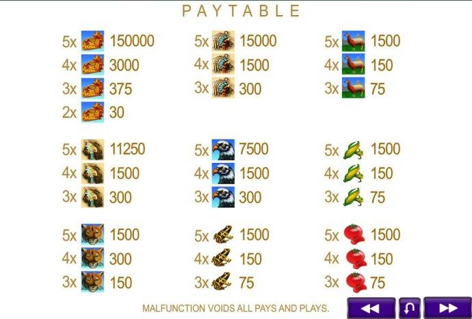 Pyramid Deluxe screenshot