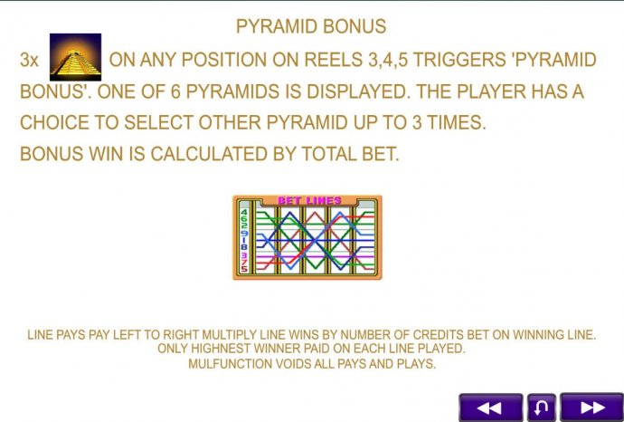 Images of Pyramid Deluxe