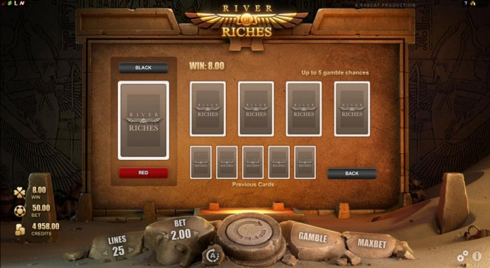 River of Riches by No Deposit Casino Guide