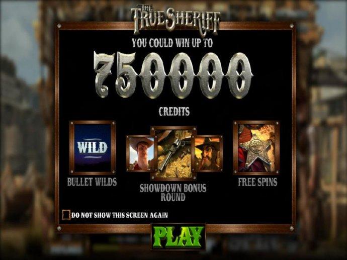No Deposit Casino Guide image of The True Sheriff