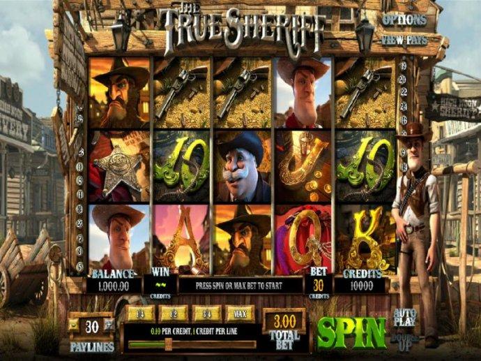 The True Sheriff screenshot