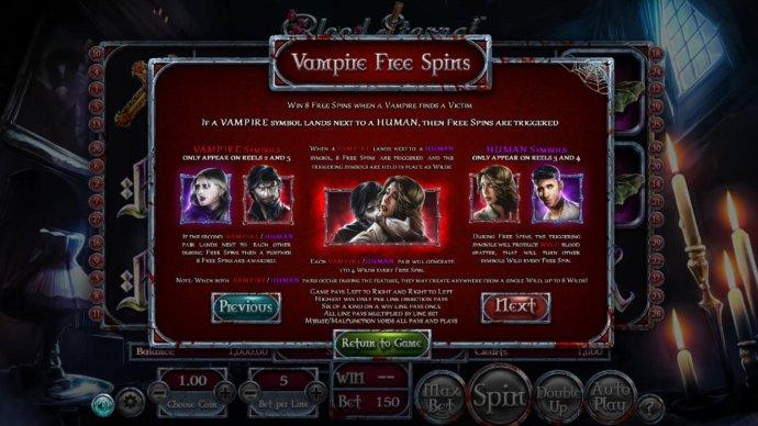 No Deposit Casino Guide image of Blood Eternal