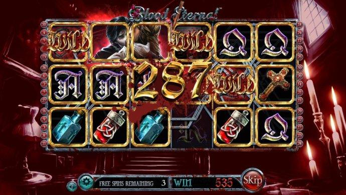 Blood Eternal screenshot
