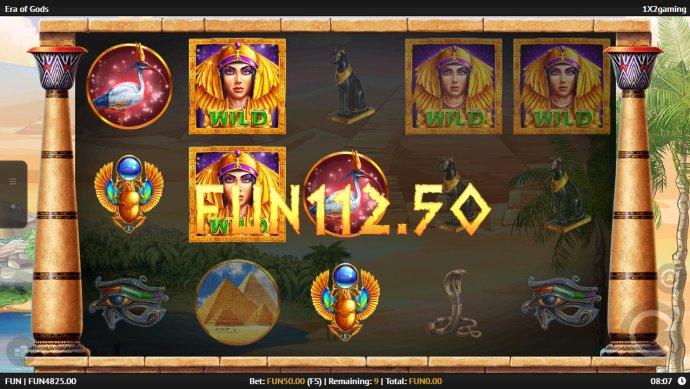 Era of Gods by No Deposit Casino Guide