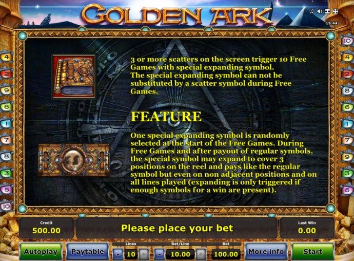 Images of Golden Ark