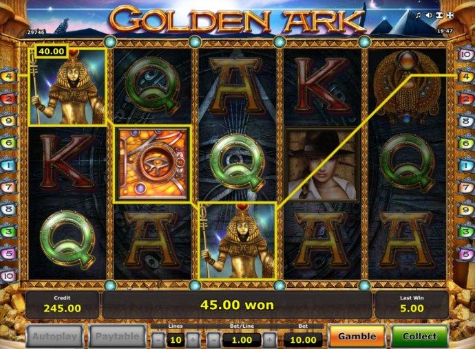 Golden Ark screenshot
