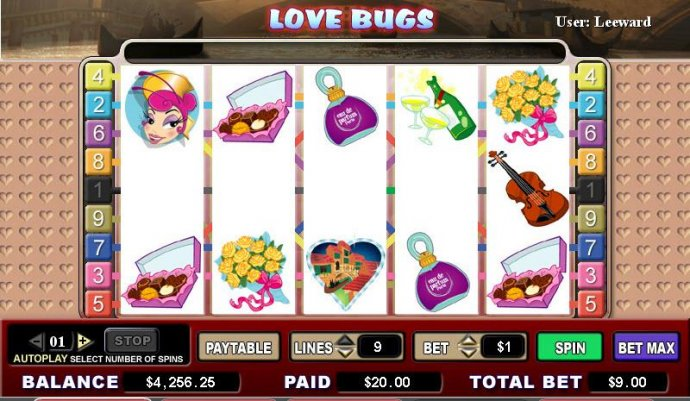 Images of Love Bugs