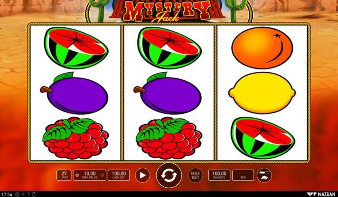 Mystery Jack screenshot