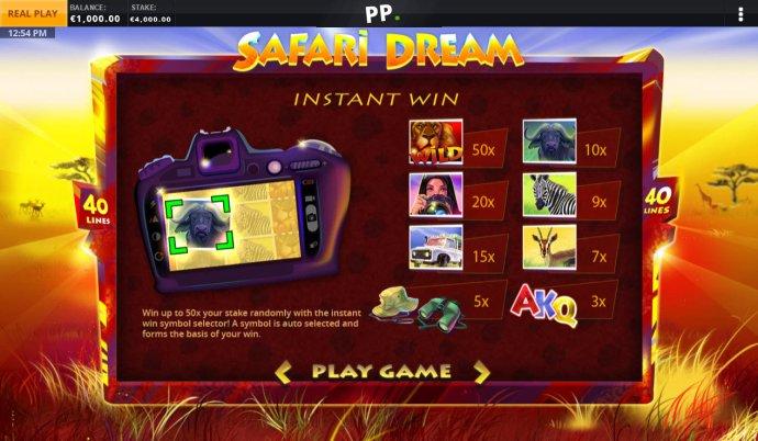 Safari Dream by No Deposit Casino Guide