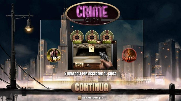Images of Crime City