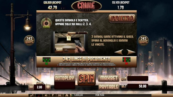 Crime City by No Deposit Casino Guide