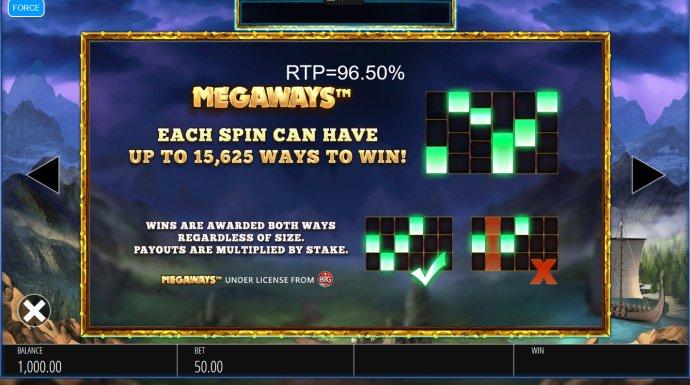 Lightning Strike Megaways screenshot