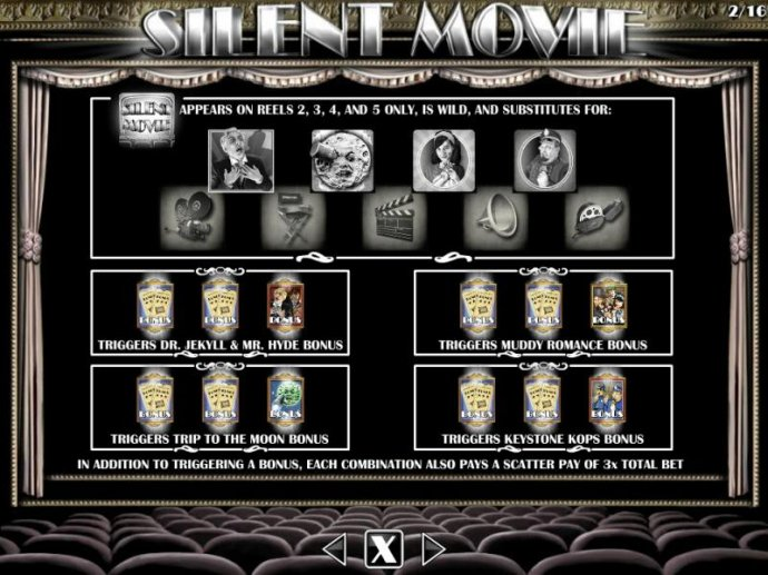 Silent Movie screenshot