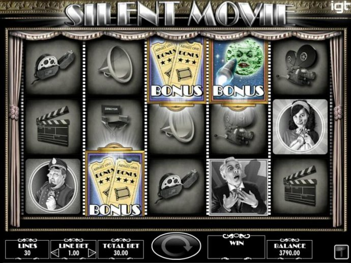 Images of Silent Movie