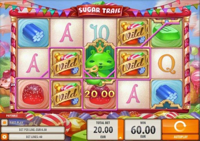 Sugar Trail screenshot