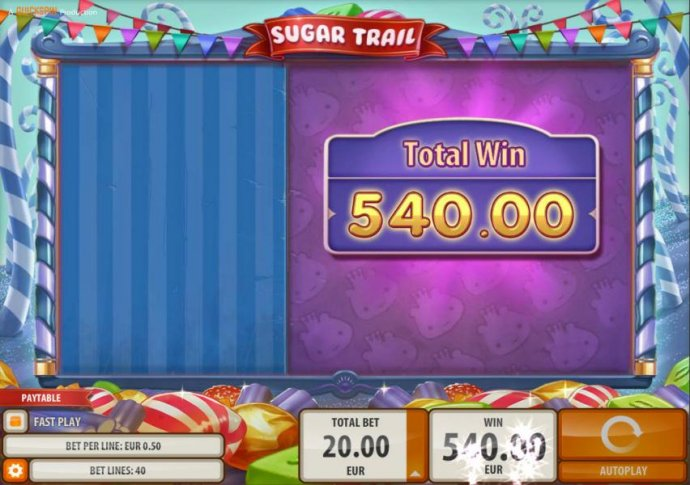 Total Win 540.00 - No Deposit Casino Guide