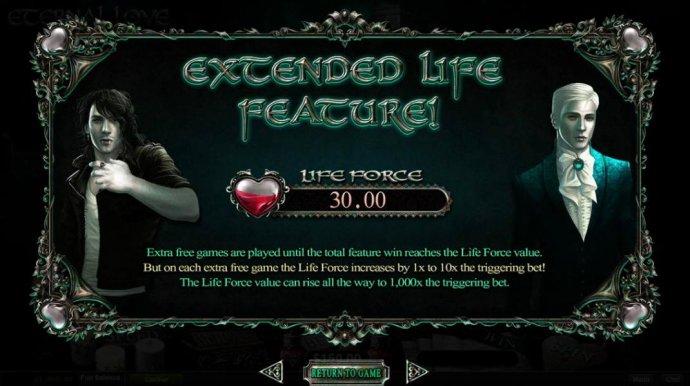 Eternal Love by No Deposit Casino Guide