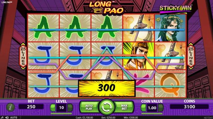 No Deposit Casino Guide image of Long Pao