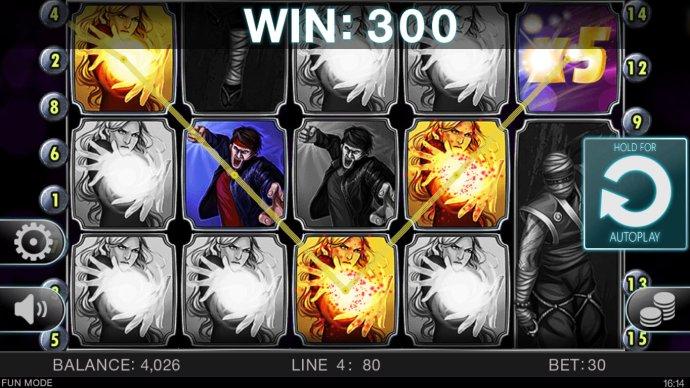 Reel Fighters screenshot