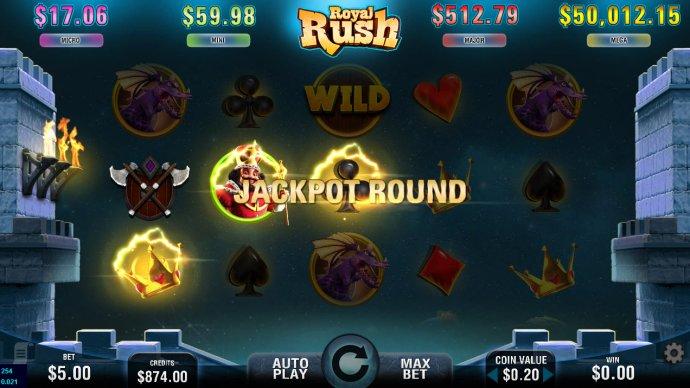 Royal Rush by No Deposit Casino Guide
