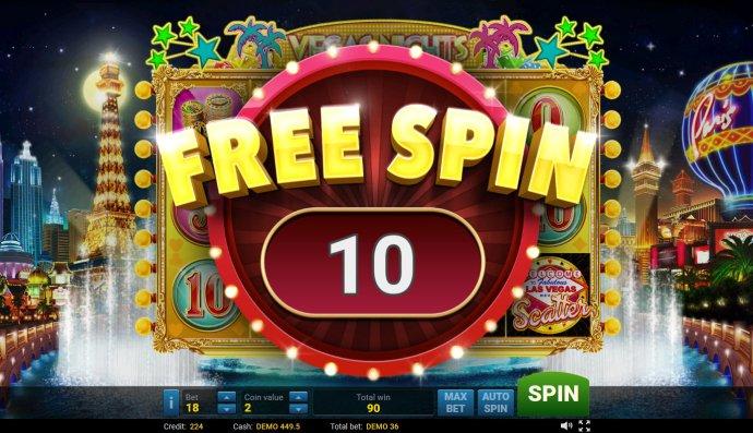 No Deposit Casino Guide image of Vegas Nights