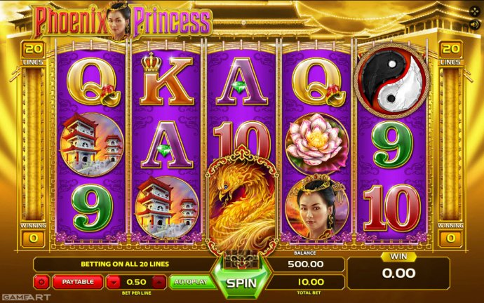 Images of Phoenix Princess