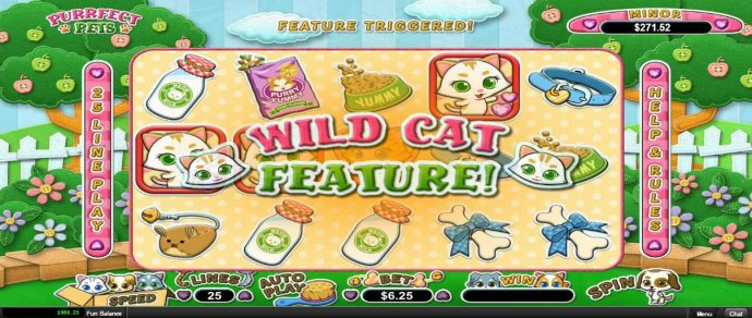 Wild Cat Feature Triggered by No Deposit Casino Guide