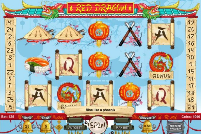 Images of Red Dragon