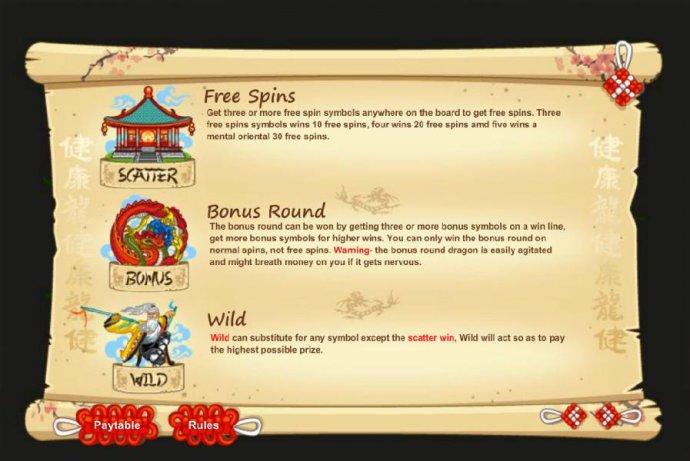 No Deposit Casino Guide - Free Spins, Bonus Round and Wild Symbol Rules