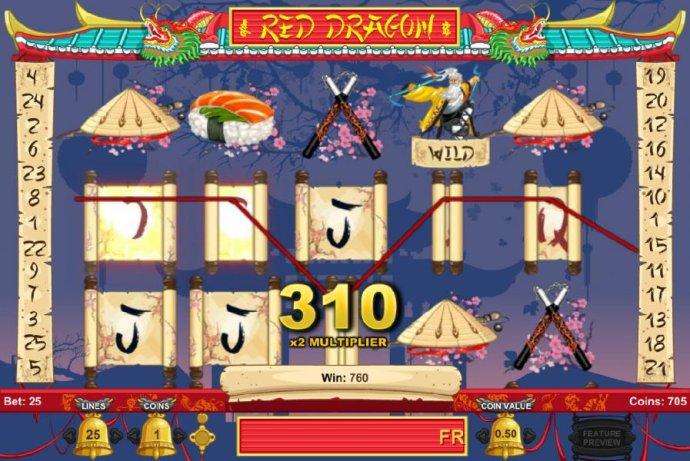 No Deposit Casino Guide image of Red Dragon