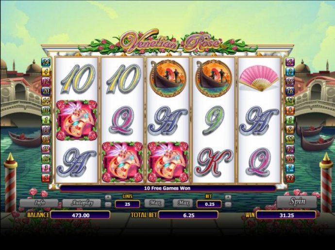 three scatter symbols triggers free games feature by No Deposit Casino Guide