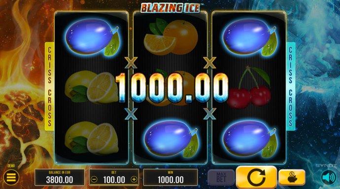 Blazing Ice screenshot