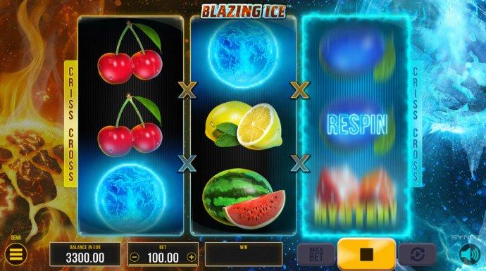 No Deposit Casino Guide image of Blazing Ice