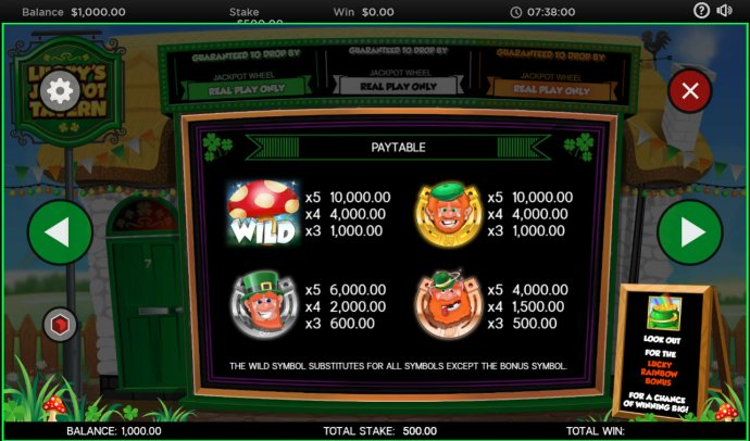 Images of Lucky's Jackpot Tavern