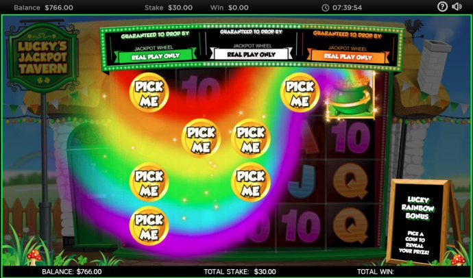 Lucky's Jackpot Tavern by No Deposit Casino Guide