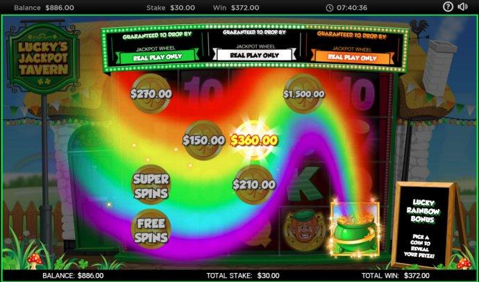 Lucky's Jackpot Tavern screenshot
