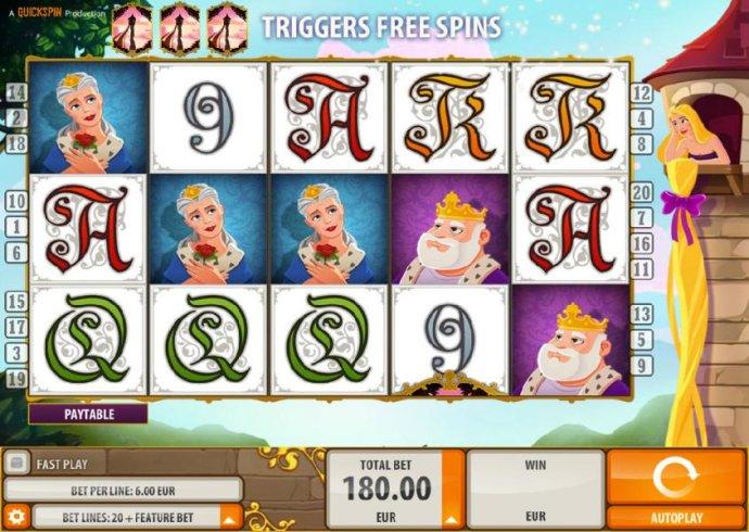 Rapunzel's Tower screenshot