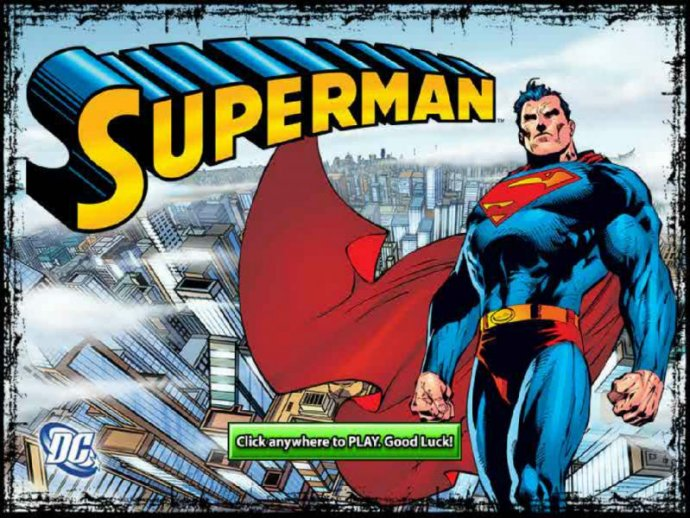 Superman by No Deposit Casino Guide