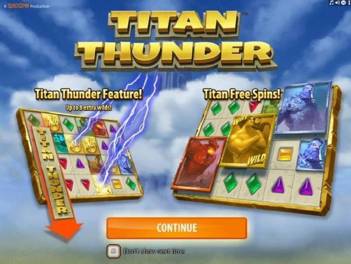 Titan Thunder screenshot