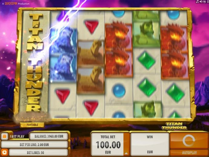 Titan Thunder by No Deposit Casino Guide